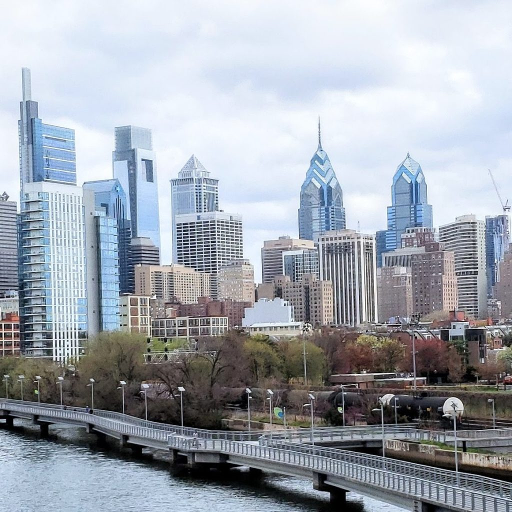 Moving to Philadelphia - Center City Skyline